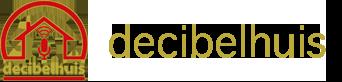 Decibelhuis – Radio Broadcasting Logo